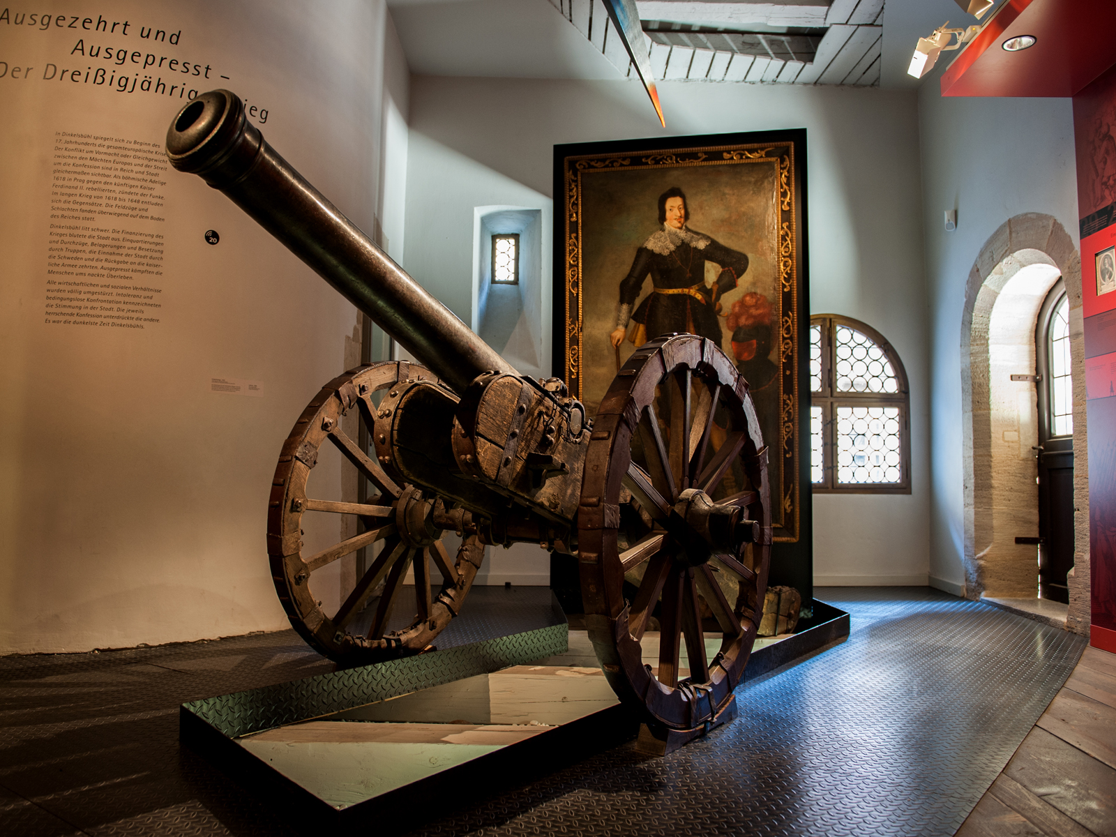 Cannon, House of history