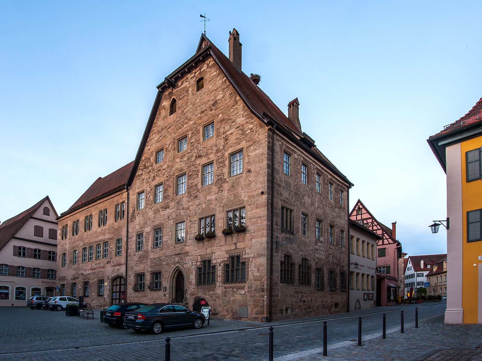 House of history, Old Town Hall